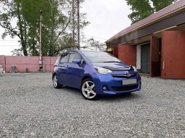Toyota Ractis, 2011 год, 550 000 руб.