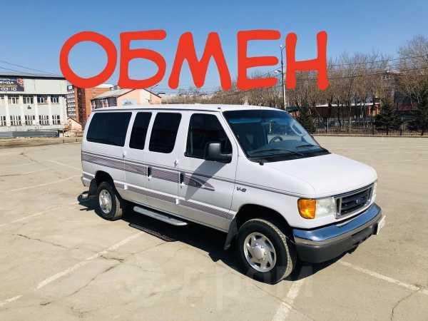 Ford Econoline, 2007 год, 1 350 000 руб.