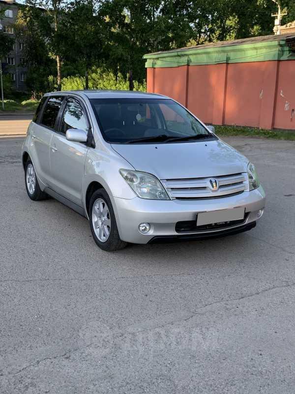 Toyota ist, 2003 год, 345 000 руб.