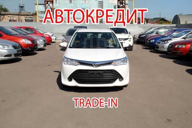 Toyota Corolla Axio, 2015 год, 690 000 руб.