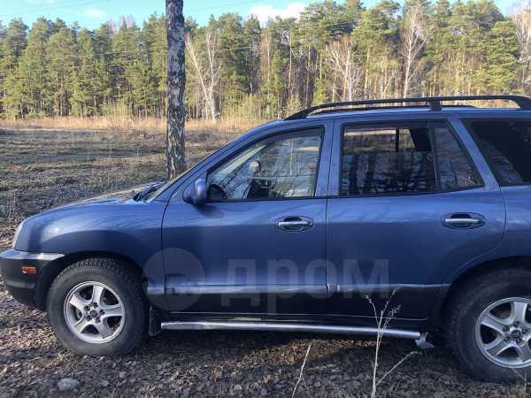 Hyundai Santa Fe, 2002 год, 285 000 руб.