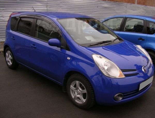 Nissan Note, 2005 год, 255 000 руб.