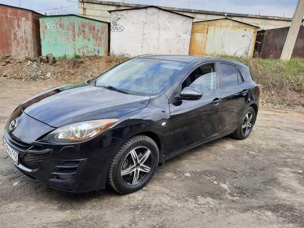 Mazda Mazda3, 2011 год, 505 000 руб.