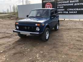 Советск 4x4 2121 Нива 2014