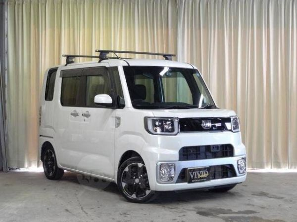 Daihatsu Wake, 2015 год, 710 000 руб.