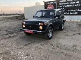 Советск 4x4 2121 Нива 2012