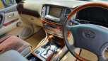 Toyota Land Cruiser Cygnus, 2003 год, 1 400 000 руб.