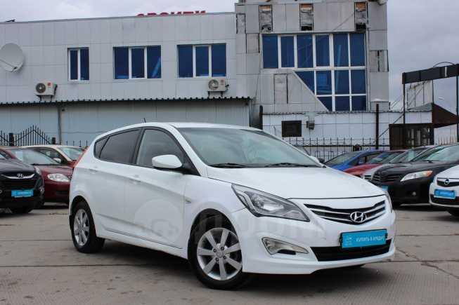 Hyundai Solaris, 2014 год, 419 000 руб.