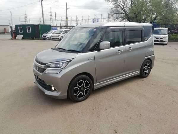 Suzuki Solio, 2016 год, 744 444 руб.