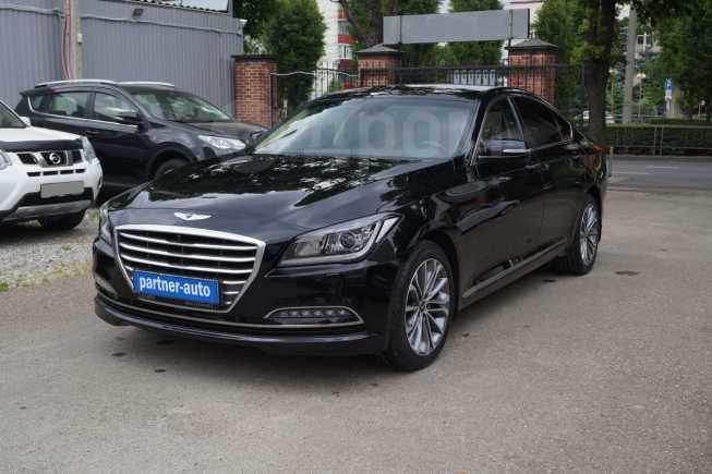 Hyundai Genesis, 2015 год, 1 625 000 руб.