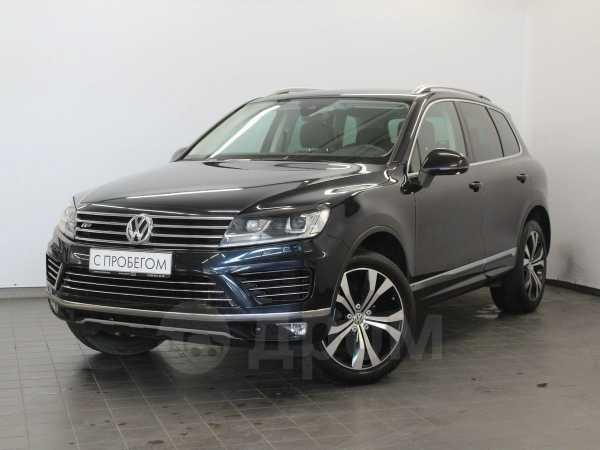 Volkswagen Touareg, 2017 год, 2 700 000 руб.