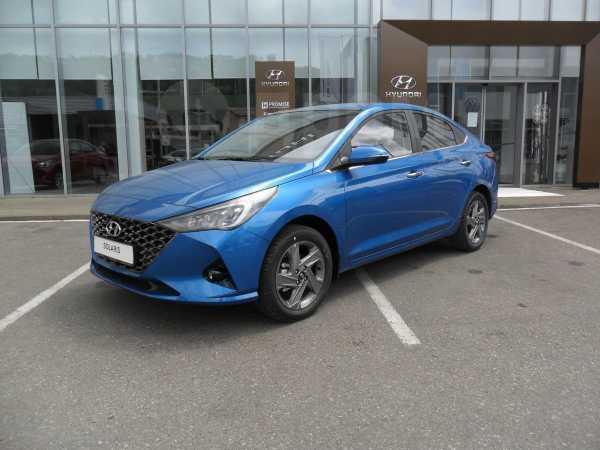 Hyundai Solaris, 2020 год, 1 170 000 руб.
