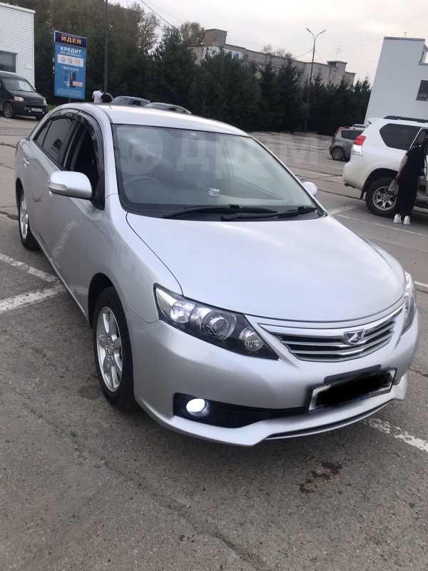 Toyota Allion, 2011 год, 660 000 руб.