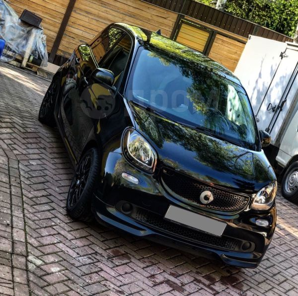Smart Forfour, 2016 год, 800 000 руб.