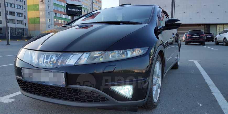Honda Civic, 2008 год, 495 000 руб.