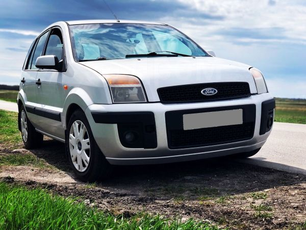Ford Fusion, 2008 год, 225 000 руб.