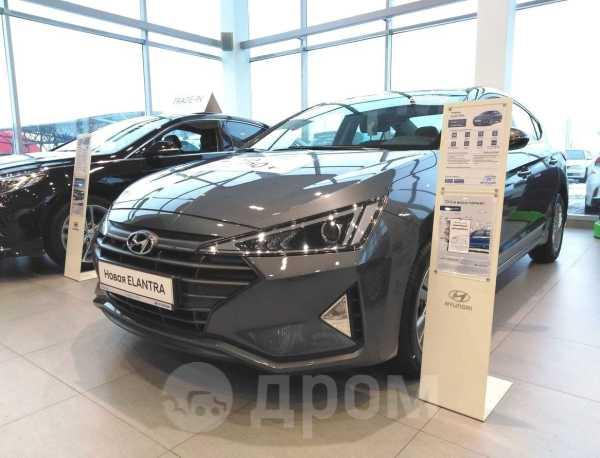 Hyundai Elantra, 2020 год, 1 315 000 руб.
