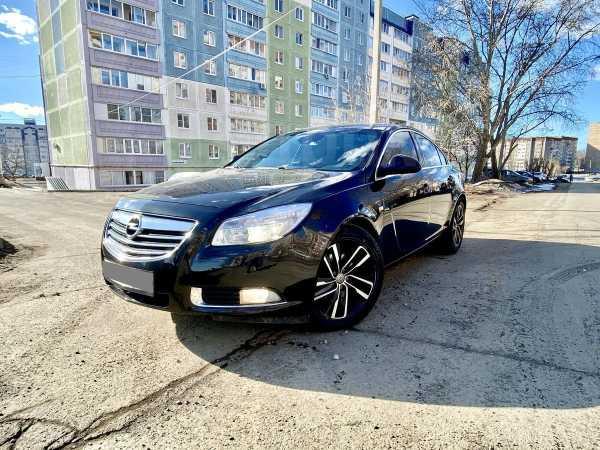 Opel Insignia, 2011 год, 550 000 руб.