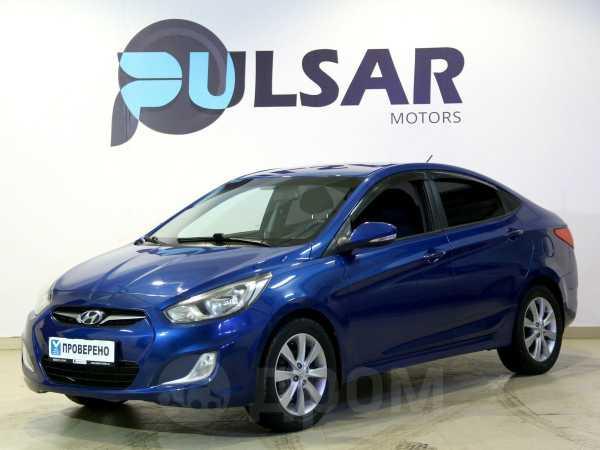 Hyundai Solaris, 2011 год, 469 000 руб.