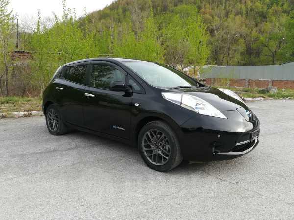 Nissan Leaf, 2013 год, 390 000 руб.
