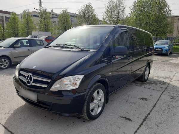 Mercedes-Benz Vito, 2013 год, 1 250 000 руб.