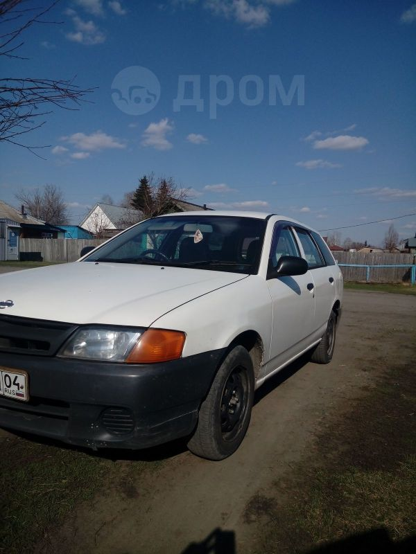 Nissan AD, 2002 год, 138 000 руб.