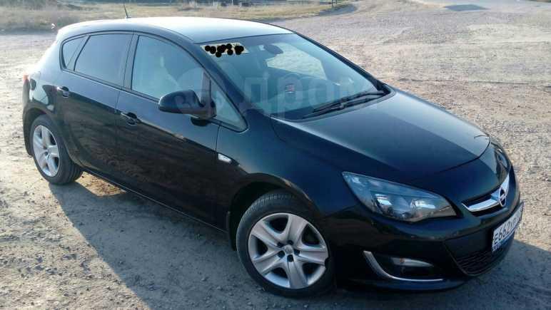 Opel Astra, 2013 год, 410 000 руб.