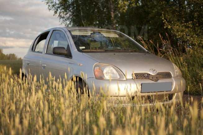 Toyota Yaris, 2000 год, 189 000 руб.