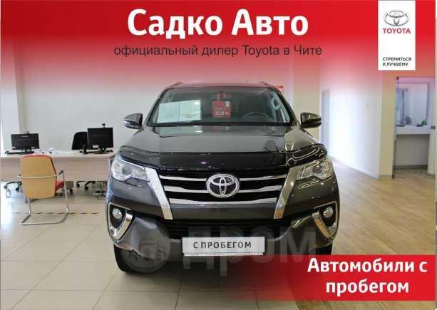 Toyota Fortuner, 2018 год, 2 249 000 руб.