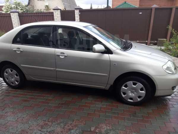 Toyota Corolla, 2004 год, 550 000 руб.