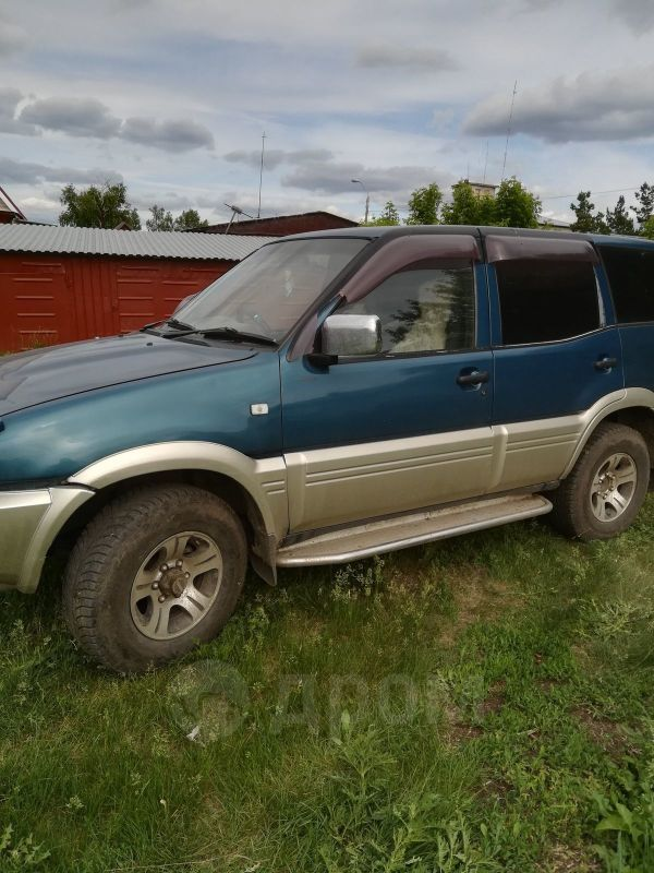 Nissan Mistral, 1995 год, 350 000 руб.