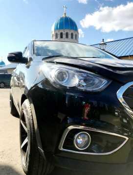 Москва Hyundai ix35 2012