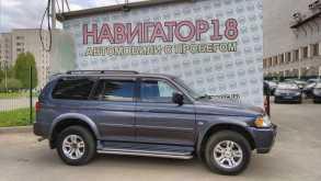 Ижевск Pajero Sport 2005