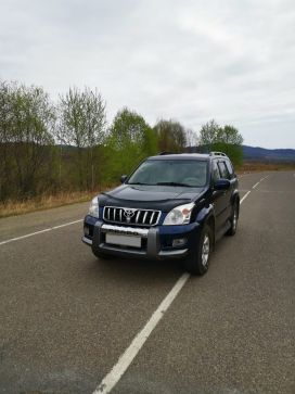 Кондоль Land Cruiser Prado
