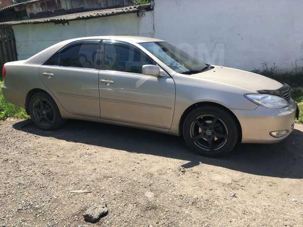Toyota Camry, 2003 год, 415 000 руб.