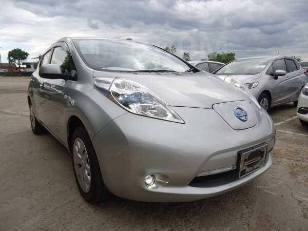 Nissan Leaf, 2014 год, 615 000 руб.