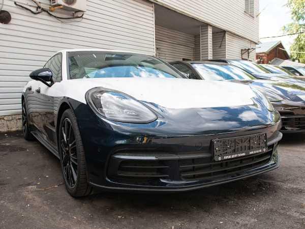 Porsche Panamera, 2020 год, 9 244 902 руб.