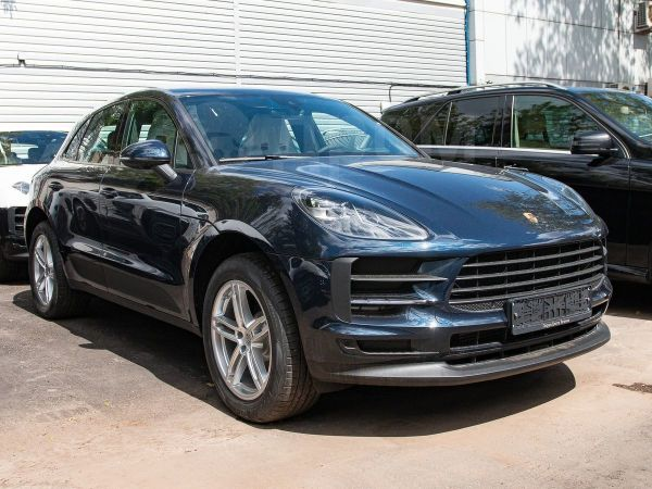 Porsche Macan, 2020 год, 4 876 592 руб.