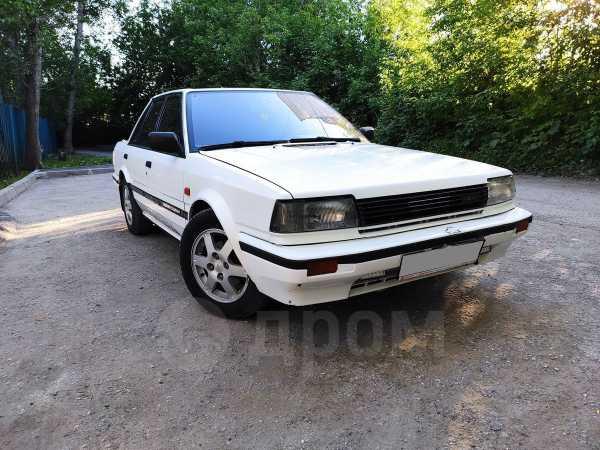 Nissan Bluebird, 1990 год, 74 000 руб.