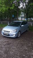 Hyundai Solaris, 2011 год, 465 000 руб.