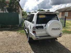 Крыловская Land Cruiser Prado