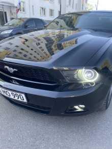 Москва Mustang 2010