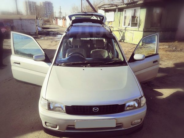 Mazda Demio, 1998 год, 118 000 руб.