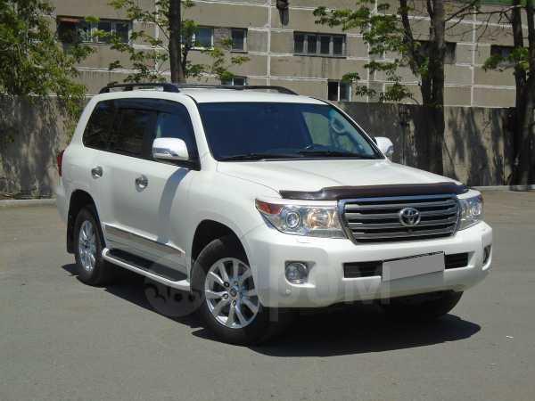Toyota Land Cruiser, 2012 год, 2 195 000 руб.