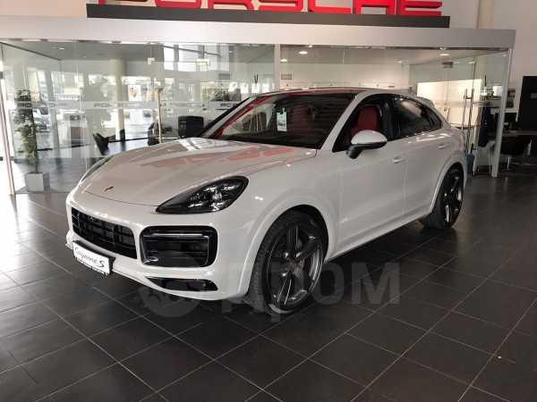 Porsche Cayenne Coupe, 2020 год, 10 228 000 руб.