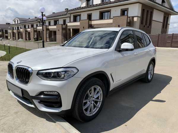 BMW X3, 2018 год, 2 400 000 руб.