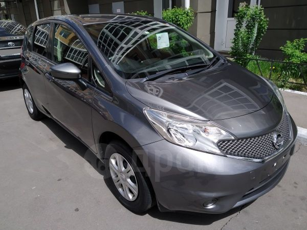 Nissan Note, 2016 год, 538 000 руб.