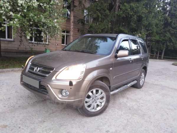 Honda CR-V, 2006 год, 575 000 руб.