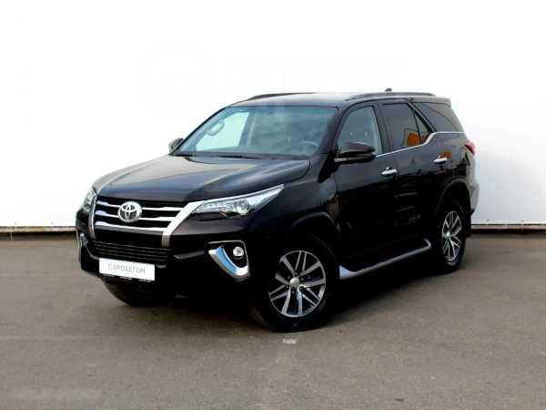 Toyota Fortuner, 2017 год, 2 199 000 руб.