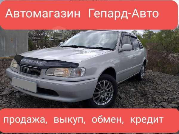 Toyota Sprinter, 1998 год, 219 000 руб.